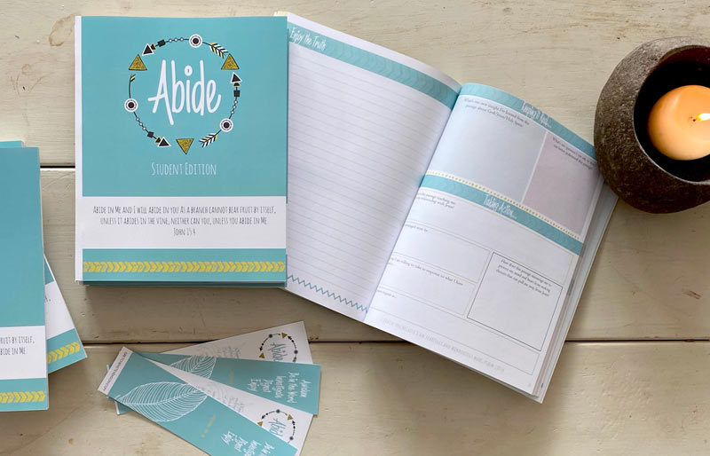 ABIDE Study Journal for Teens