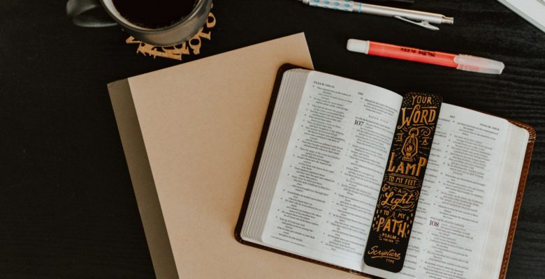 How To Study Your Bible Using A.B.I.D.E